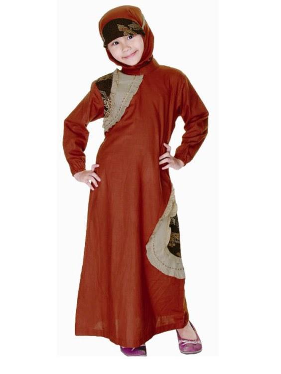 Kenalkan Busana Muslim Pada Anak Sejak Dini - Kata Was-was.com